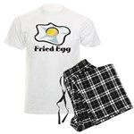 Fried Egg Men's Light Pajamas