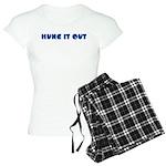 Hung It Out Women's Light Pajamas