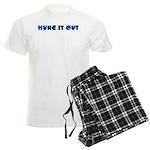 Hung It Out Men's Light Pajamas