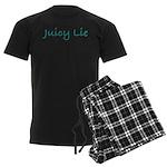 Juicy Lie Men's Dark Pajamas