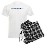 Stand On It Men's Light Pajamas