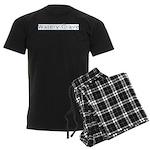 Watery Grave Men's Dark Pajamas