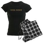 Worm Burner Women's Dark Pajamas