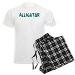 Alligator Men's Light Pajamas