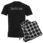 Battle Axe Men's Dark Pajamas