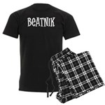 Beatnik Men's Dark Pajamas