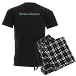 Boogie Woogie Men's Dark Pajamas