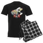 Frolic Pad Men's Dark Pajamas
