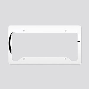 Gutbucket License Plate Holder