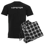 Hipster Men's Dark Pajamas