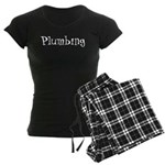 Plumbing Women's Dark Pajamas
