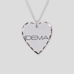 Sideman Necklace Heart Charm