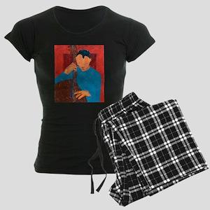 Doghouse Women's Dark Pajamas