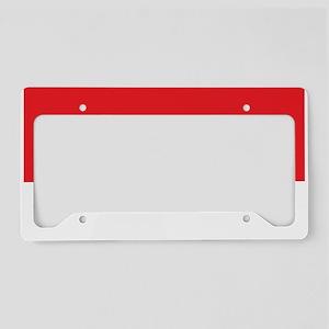 Stop Blocking License Plate Holder