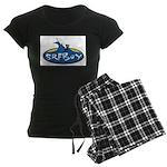 SRFBOY Women's Dark Pajamas