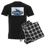 SRFBOY Men's Dark Pajamas