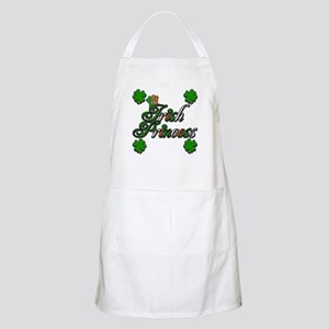 Irish Princess Adorable BBQ Apron