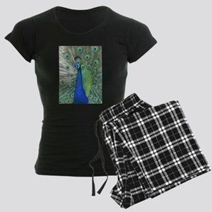 Peacock Women's Dark Pajamas