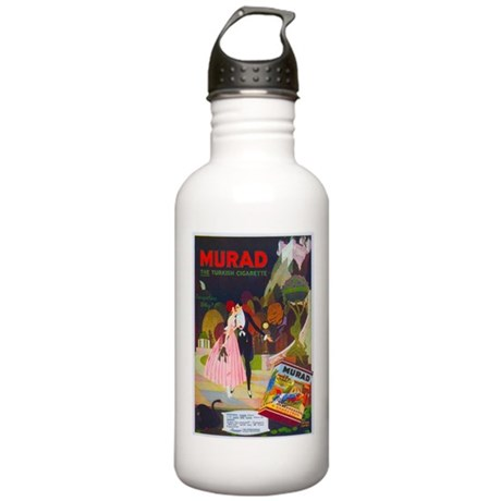 Art Deco Best Seller Stainless Water Bottle 1.0L