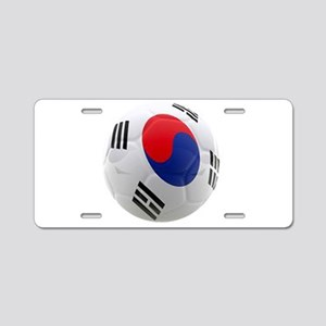 South Korea world cup soccer ball Aluminum License