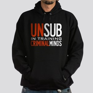 Unsub in Training Criminal Minds Hoodie (dark)