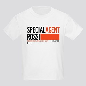 Special Agent Rossi Criminal Minds Kids Light T-Sh