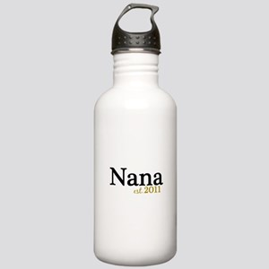 New Nana Est 2011 Stainless Water Bottle 1.0L