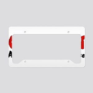 Children Social Disease License Plate Holder