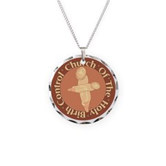 Holy Birth Control Necklace