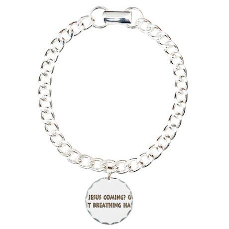 Anti-Religion Charm Bracelet, One Charm
