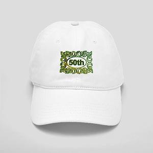 50th Wedding Anniversary Cap