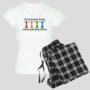 Women Supporting Women Women's Light Pajamas