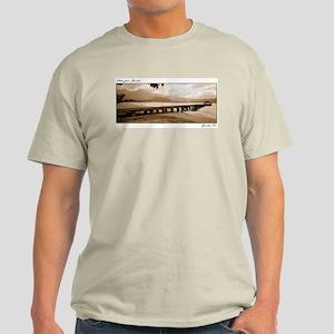 Hanalei Pier Men's Light T-Shirt