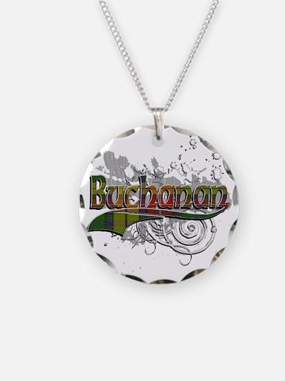Buchanan Tartan Grunge Necklace