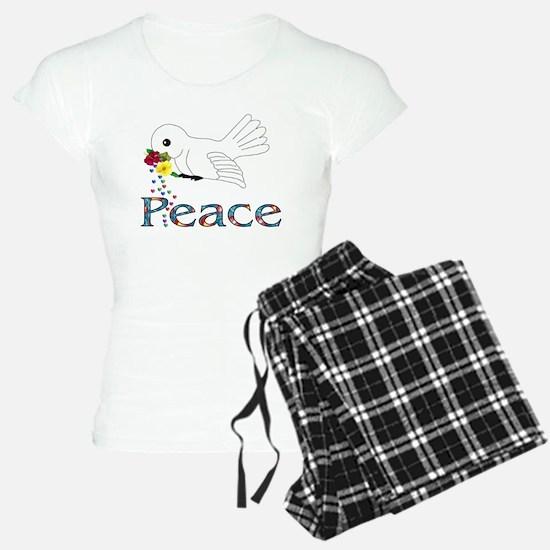 Peace Bird Pajamas