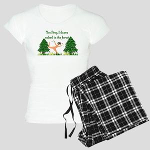Naked Pagan Women's Light Pajamas