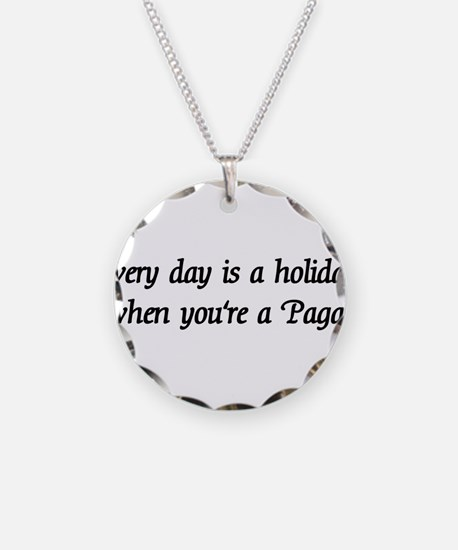 Every Day's A Holiday Necklace