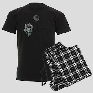 Wolf Men's Dark Pajamas