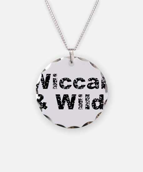 Wiccan and Wild Necklace