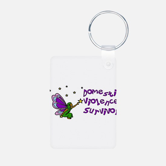 Domestic Violence Survivor Keychains