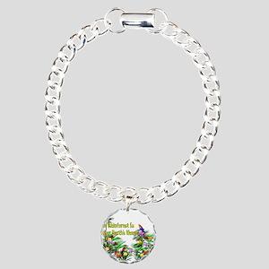 Save The Rainforest Charm Bracelet, One Charm