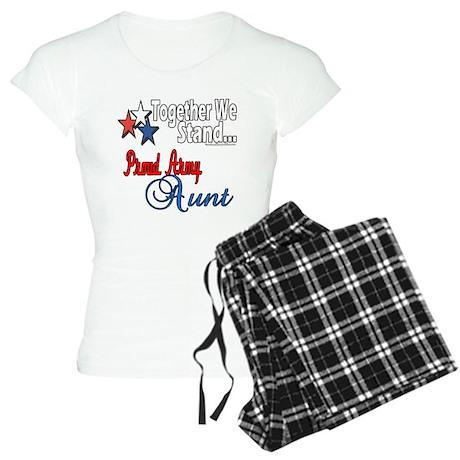 Proud Army Aunt Women's Light Pajamas