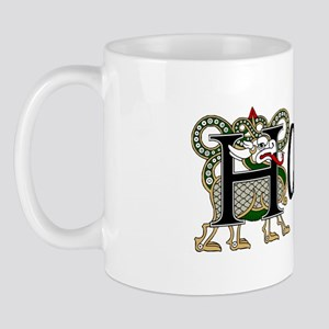 Harvey Celtic Dragon Mug