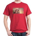 Dawn Lion Dark T-Shirt