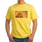 Dawn Lion Yellow T-Shirt