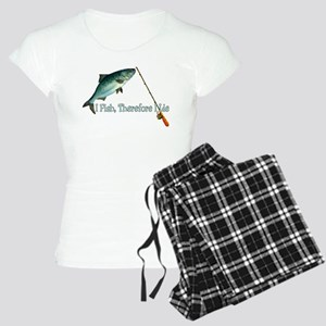 Fisherman Shirt Women's Light Pajamas