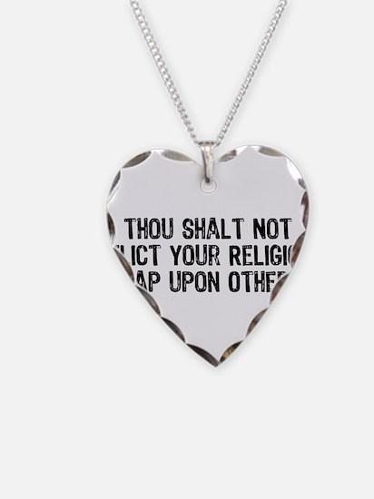 Anti-Religious Necklace