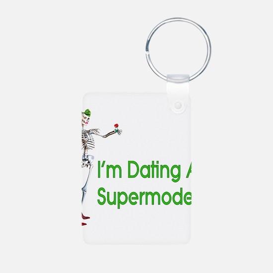 Date Supermodels Keychains