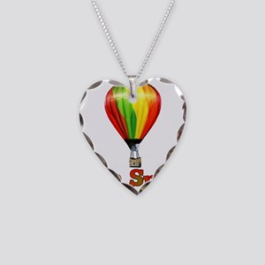 Free Spirit Necklace Heart Charm