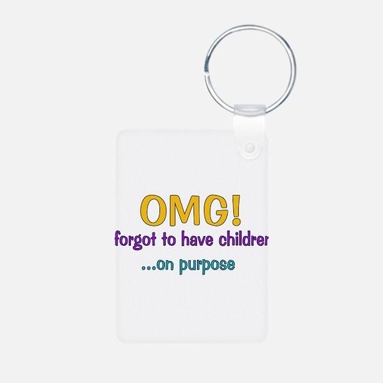 Forgot To Have Children Keychains
